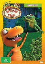 Jim Henson's Dinosaur Train - Campout! (DVD, 2012) brand new sealed!