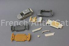 Rare prototype resine CITROEN AX voiture 1/43 Heco modeles SG