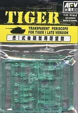AFV Club 1/35 Tiger I Late Version Transparent Periscope # AC35004