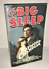 The Big Sleep by Raymond Chandler 1978 Paperback Movie Tie In Mitchum Vintage