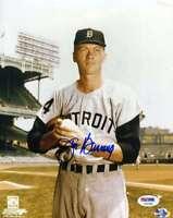 Jim Bunning Psa Dna Coa Autographed 8x10 Photo  Hand Signed Authentic