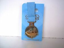 DISNEY WDW PRINCESS 1/2 HALF 5K MARATHON 2014 FINISHER GLASS SLIPPER MEDAL PIN