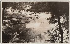 Wisconsin Wi Real Photo RPPC Postcard NEOPIT Menominee Indian Reservation