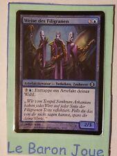 Filigree Sages - German Foil Magic The Gathering MTG Shards of Alara ALA