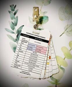 Nursing Reference Cards