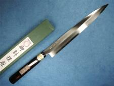 Japanese SAKAI Carbon Steel Yanagiba Knife 270mm Akebono