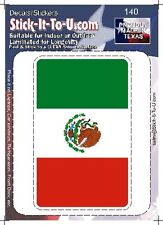 Mexican Flag – Decal Sticker