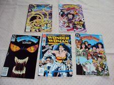 Wonder Woman Very Good Grade Comic Books