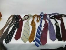 Large Lot of Vintage Neck Ties #2