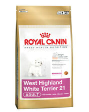 Royal Canin Westie West Highland Terrier naturel adulte sec