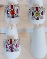 Art Deco Costume Jewelry Ring - High Quality