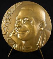 Medal Henri Salvador Guitarist Syracuse Singer Songwriter Composer Medal