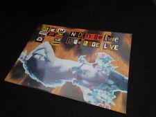 Dead or Alive 1989 Japan Tour Book Concert Program Pete Burns Goth Synth PWL