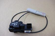 2004 CADILLAC XLR  DOOR LOCK LATCH ACTUATOR RIGHT PASSENGER SIDE 10352338
