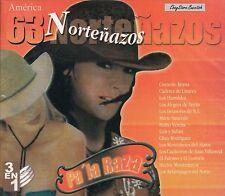 CORNELIO REYNA CADETES DE LINARES NORTENAZOS PA LA RAZA 63 EXITOS 3CD Box SET