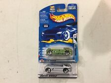 Hot Wheels lot of 2 different Deora II cars! FREE shipping! lot 4