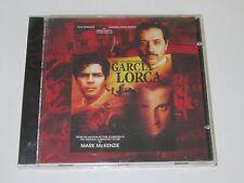 THE DISAPPEARANCE OF GARCIA LORCA/SOUNDTRACK/MARK MCKENZIE(MAF 7080)CD ALBUM NEU