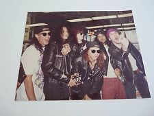 Ratt Cinderella Tracii Guns Riki Racktman RARE Candid 8x10 Music Band Photo