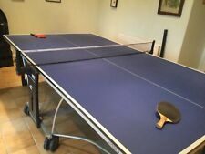 Table tennis table full size Cornilleau 250 indoor