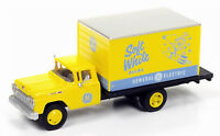 Classic Metal Works HO 30484 1960 Ford Box Truck, General Electric, New
