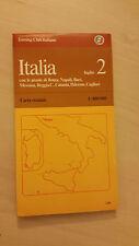 Touring Club Italiano - Italia Foglio 2 - Carta Stradale 1:800000 - C95