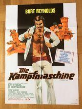 Kampfmaschine (Kinoplakat/Filmplakat '75) - Burt Reynolds