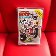 Sinclair ZX Spectrum 48K Game - SUPER BIKE TRANS AM - Codemasters - # RARE #