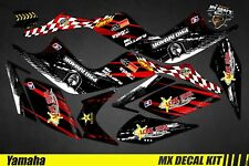 Kit Déco Quad / Atv Decal Kit Yamaha Raptor - Lone Star