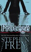 Christian Gillette: The Protégé by Stephen Frey (2006, Paperback) Thriller