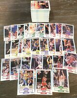 1990-91 Fleer Basketball Complete Set Michael Jordan, Bird, Magic, +HOFers NM+