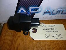 Fuel Shut Off Switch - 1X43-9341-AA - Jaguar X-Type 2004 2.0D