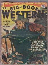 Big-Book Western Mar 1946 Pulp Joseph Chadwick C. William Harrison James Shaffer