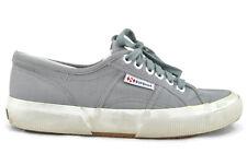 Superga Cotu Classic LaceUp Fashion SneakerShoes,Grey,6.5Men's/8 Women's /39EU