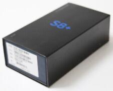 Samsung Galaxy S8+ Plus SM-G955U 64GB Black (U.S. Cellular) BRAND NEW SEALED US