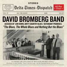 Bromberg David - The Blues The Whole Blues e Nuovo CD