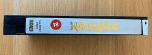 Naaraaz 1994 VHS Video Cassette Tape Bollywood Hindi Indian Mithun Sonali Pooja