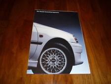 Toyota Starlet Zubehör Prospekt 05/1990