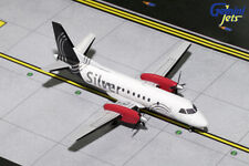 Gemini Jets 1:200 Scale Silver Airways Saab 340B N344AG G2SIL709