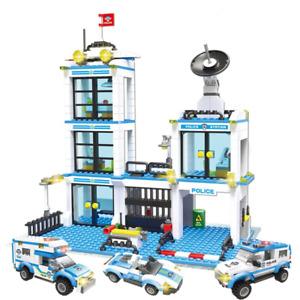 Polizeistation City Serie NEU OVP !KEINE VERSANDKOSTEN!