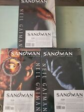 Absolute Sandman Vol 1 2 3 by Neil Gaiman DC Vertigo SEALED