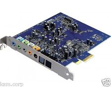 NEW Creative Sound Blaster X-FI Xtreme 7.1 Audio Card PCI-E OPTICAL SPDIF HD PC