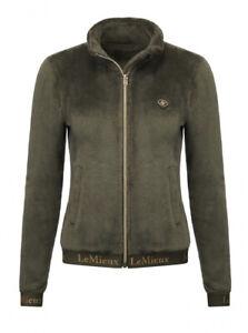 Lemieux Liberte Fleece Jacket Oak 14-16