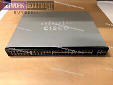 🔥 Cisco SG220-50P-K9-UK 50 puertos Gigabit PoE + Smart Plus Interruptor 🔥