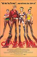 CLASS OF 1984 - movie poster LARGE FRIDGE MAGNET  -   80's CLASSIC!