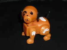 Fisher Price Little People Vintage Brown DOG Puppy