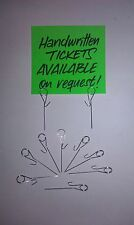 10 Deli / Butchers / Bakery counter display pins/hooks for advertising tickets.