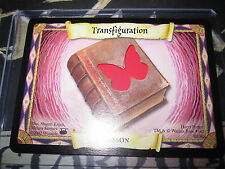 HARRY POTTER DIAGON ALLEY TCG CARD GAME TRANSFIGURATION 80/ 80 COM EN MINT NEUF