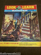 LOOK and LEARN # 279 - GHOST OF THE BLACK DOG - MAY 20 1967