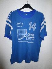 VINTAGE Maillot handball porté ADIDAS HBCC Chenove n°14 ventex shirt XL