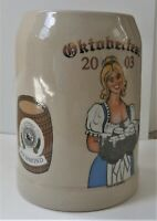 Oktoberfest Beer Stein - Richmond, VA 2003
